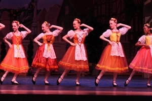 LBT's presentation of Coppelia. Photo: Nancy Loch